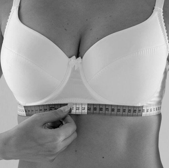 Damenunterwäsche-XXL, Blog, Unterbrustweite messen