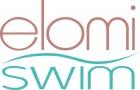 Bikini BH mit Bügel, Essentials, Schwarz, trägerlos, von ELOMI Swim, Rückansicht