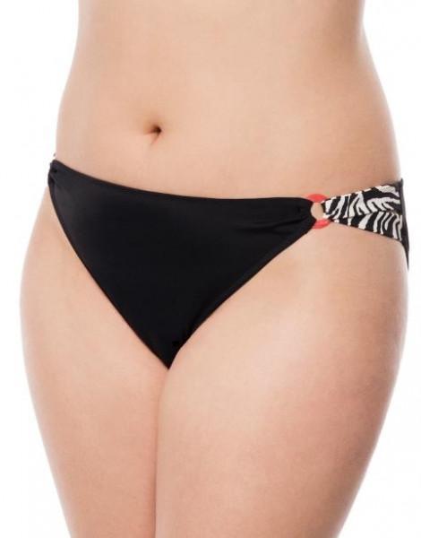 Nizza, Savanne, Bikini-Slip von ULLA Dessous, Detailansicht