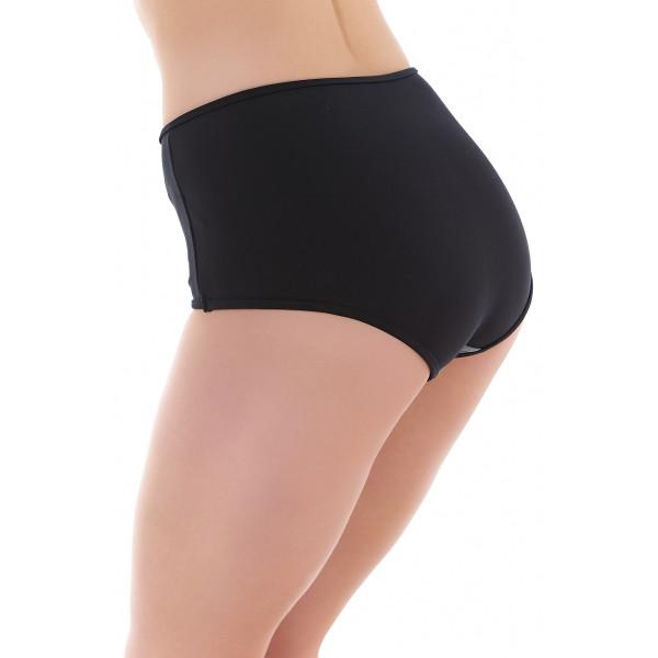 Bondi, Black, Bikini Short von FREYA, ES3966, Seitenansicht